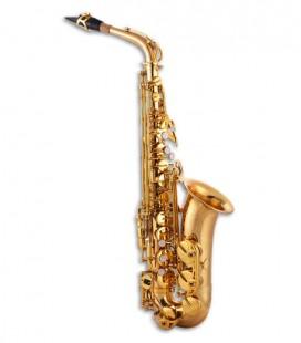 Saxofone Alto John Packer JP245 Mi Bemol Dourado com Estojo