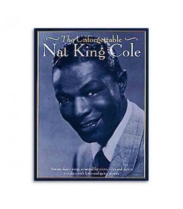 Livro Nat King Cole Unforgettable AM954701