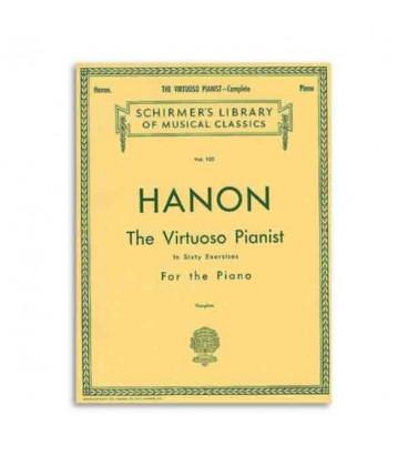 Livro Hanon The Virtuoso Pianist 60 Exercises HL50256970
