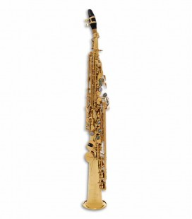 Foto do Saxofone Soprano John Packer JP043G
