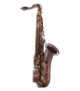 Saxofone Tenor John Packer JP042A Si Bemol Dourado Antigo com Estojo