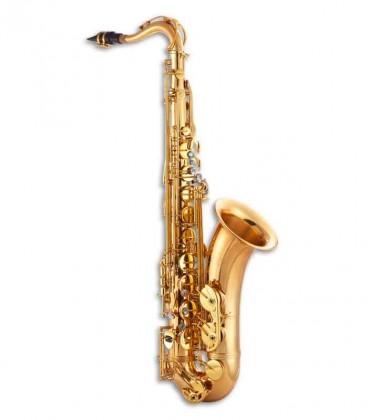 Saxofone Tenor John Packer JP042G Si Bemol Dourado com Estojo