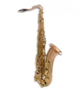 Saxofone Tenor John Packer JP042R Si Bemol Cobre Rosa com Estojo