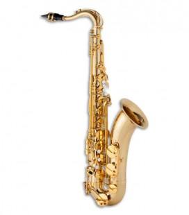 Saxofone Tenor John Packer JP242 Si Bemol Dourado com Estojo