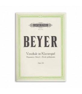 Capa do livro Beyer Elementary Method for Piano Op. 101