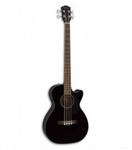 Guitarra Baixo Eletroacústico Fender Classic CB 60SCE