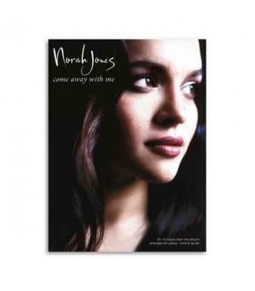 Capa do livro Norah Jones Come Away with Me