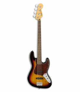 Guitarra Baixo Fender Squier Vintage Modified Jazz Bass Sunburst