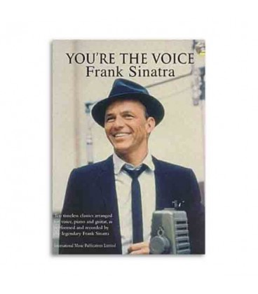 You Are The Voice Frank Sinatra Book CD