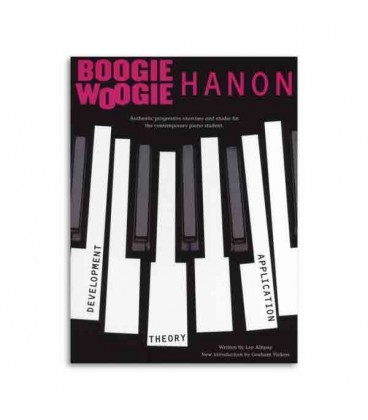 Boogie Woogie Hanon Piano Revised Edition