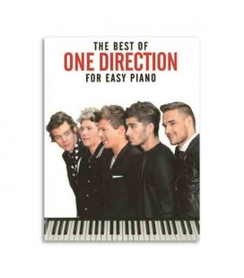Livro Music Sales AM1009195 Best of One Direction Easy Piano