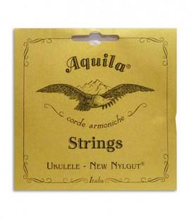 Corda Individual Aquila 9 U para Ukulele Concerto