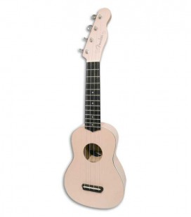Ukulele Fender Soprano Venice Shell Pink