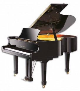 Piano Cauda Pearl River GP170 PE Parlor 170cm Preto Polido
