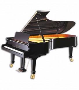 Piano Cauda Pearl River GP275 PE Concert Grand Preto Polido