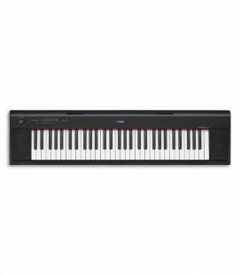 Teclado Portátil Yamaha NP 12 61 Teclas Tipo Piano