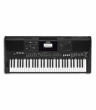 Foto superior do teclado Yamaha PSR-E463