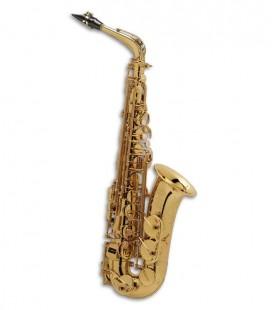 Saxofone Alto Selmer Super Action 80 II Mi Bemol Dourado com Estojo