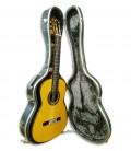 Guitarra Clássica Luthier Teodoro Perez Spruce e Madagascar Rosewood com Estojo