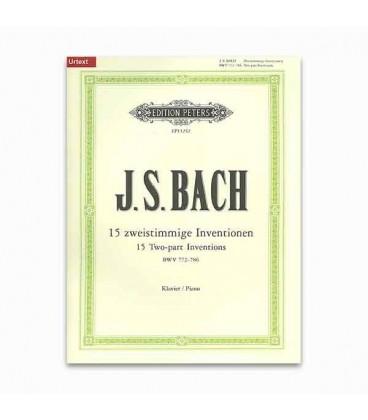 Bach Inven巽探es 2 Vozes Peters