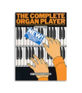 Livro Music Sales AM19464 Complete Organ Player Book 4