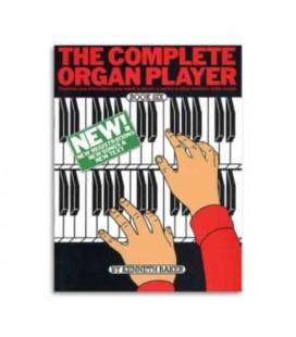 Livro Music Sales AM19480 Complete Organ Player Book 6
