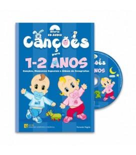 Foto do livro ecm canções dos 1 aos 2 anos