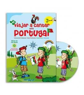 Livro ECM Viajar A Cantar Em Portugal