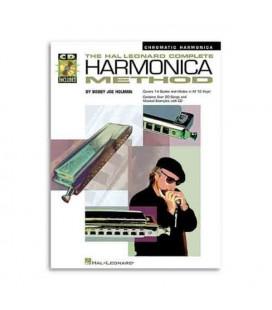 Complete Harmonica Method Chromatic Book CD