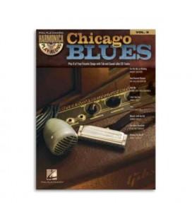 Harmonica Play Along Volume 9 Chicago Blues Book CD