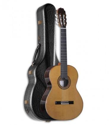 Guitarra Clássica Alhambra Profissional Luthier Aniversario com Estojo