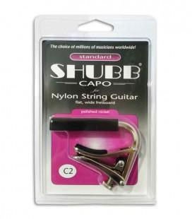 Transpositor Shubb C2 para Guitarra Clássica