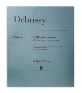 Livro Debussy Childrens Corner HN382