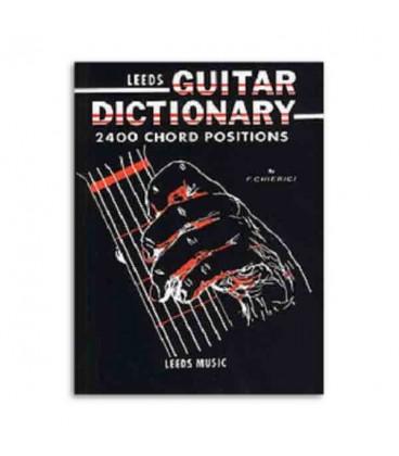 Capa do livro Leeds Guitar Dictionary