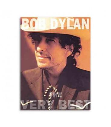 Livro Music Sales AM91472 Bob Dylan The Very Best