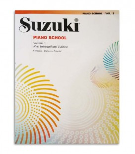 Livro Suzuki Cello School Vol 1 EN MB41