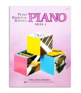 Livro Bastien Piano Nível 1 WP201E