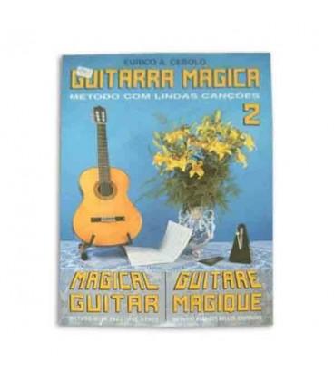 Eurico Cebolo GTM 2 M辿todo Guitarra M叩gica No 2 com CD