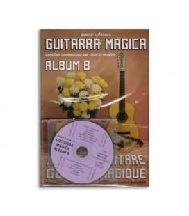 Livro Eurico Cebolo Método Guitarra Mágica Álbum B