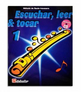 Broers Kastelein Escutar Ler e Tocar Flauta VOL 1 CD