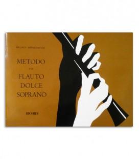 Livro Monkemeyer H Método Flauta RIC130938