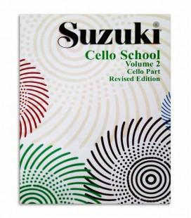 Livro Suzuki Cello School Vol 2 EN MB42
