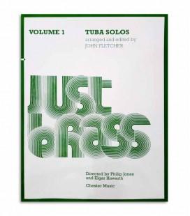 Livro Just Brass Tuba Solos MUSCH55325