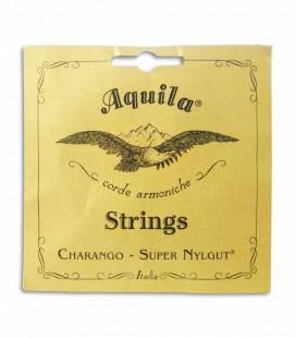 Jogo de Cordas Aquila 1CH para Charango