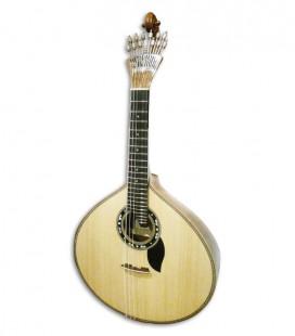 Guitarra Portuguesa Artimúsica 70720 Luxo Tampo Flandres Lisboa