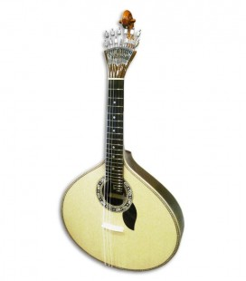 Guitarra Portuguesa Artimúsica 70730 Luxo Pau Santo Especial Modelo Lisboa