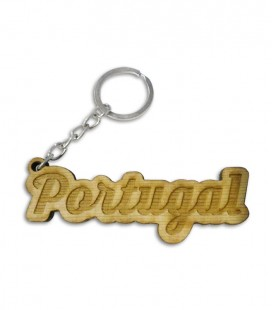 Porta-Chaves Portwood PC002 Lisboa