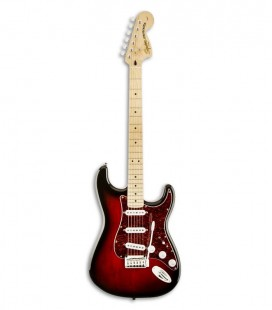 Guitarra Eléctrica Fender Squier Standard Strat MN Antique Burst