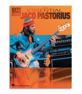 Livro The Essential Jaco Pastorius for Bass HL00690420