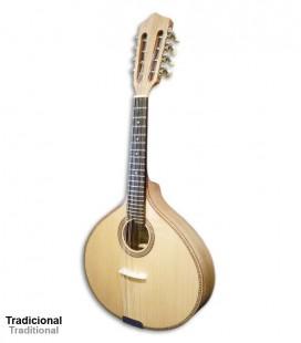 Bandolim Artimúsica 40440 Guitarrinha Simples com Carrilhão